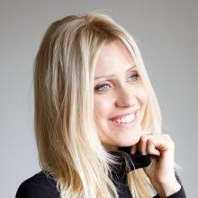 שי-לי טרסר נויהאוז, מהחברה לפיתוח קיסריה, היא אשת השיווק של פברואר 2018