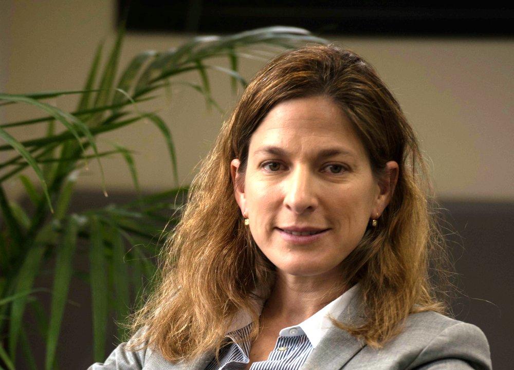 מיכל הלר דור מפרוקטר & גמבל ישראל, היא אשת השיווק של אפריל 2018
