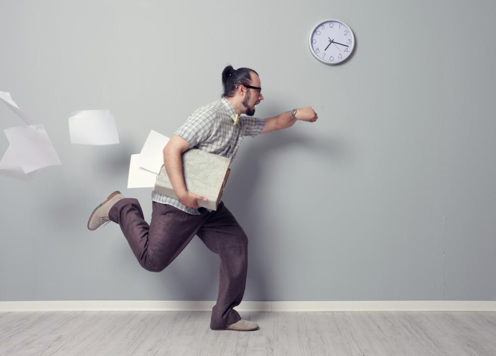 איך הפסקתי לקרוא מאמרים על ניהול זמן והתחלתי לנהל את הזמן